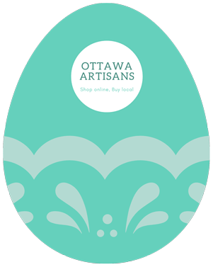 Ottawa Artisans Easter Egg Hunt - 10 days to find 10 hidden eggs starting April 1st
