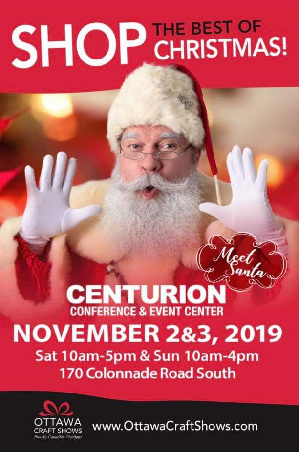 November Christmas.The Christmas Ottawa Craft Show