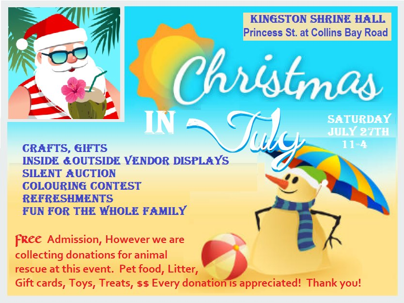 Christmas In July Free Graphics.Christmas In July Showwiz