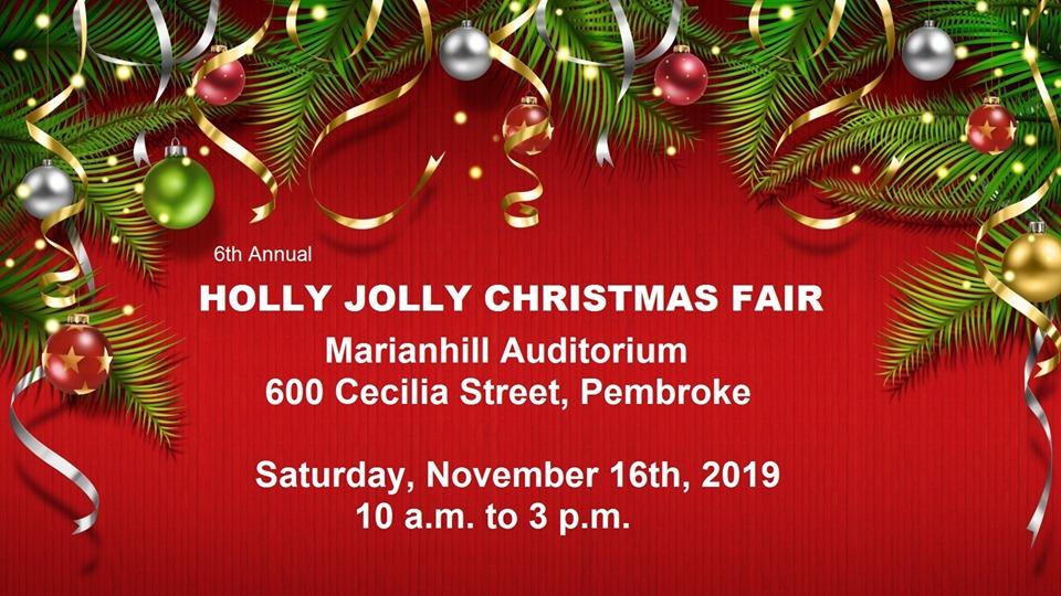 6th Annual Holly Jolly Christmas Fair – ShowWiz